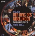 Wagner: Der Ring des Nibelungen - Carmen Reppel (vocals); Donald McIntyre (vocals); Elisabeth Glauser (vocals); Franz Mazura (vocals); Fritz Hubner (vocals); Gabriele Schnaut (vocals); Gwendolyn Killebrew (vocals); Gwyneth Jones (vocals); Hanna Schwarz (vocals); Heinz Zednik (vocals)