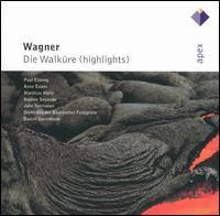 Wagner: Die Walküre (Highlights) - Anne Evans (vocals); Birgitta Svenden (vocals); Eva Johansson (vocals); Eva-Maria Bundschuh (vocals); Harry Kupfer (staging);...