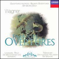 Wagner: Favourite Overtures - Georg Solti (conductor)