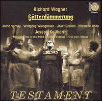 Wagner: Götterdämmerung - Astrid Varnay (vocals); Elisabeth Schartel (vocals); Georgine von Milinkovic (vocals); Gré Brouwenstijn (vocals);...