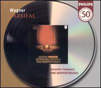 Wagner: Parsifal [Bayreuth 1962] - Anja Silja (vocals); Dorothea Siebert (vocals); Else-Margrete Gardelli (vocals); Georg Paskuda (vocals);...
