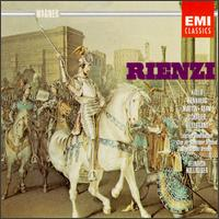 Wagner: Rienzi - Günther Leib (baritone); Ingeborg Springer (vocals); Janis Martin (vocals); Nikolaus Hillebrand (bass);...
