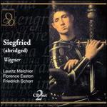 Wagner: Siegfried (abridged)