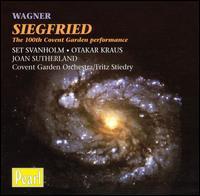 Wagner: Siegfried [Excerpts] - Ferdinand Frantz (vocals); Joan Sutherland (vocals); Margaret Harshaw (vocals); Otakar Kraus (vocals); Paul Kuen (vocals);...