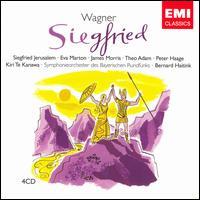 Wagner: Siegfried - Eva Marton (vocals); Jadwiga Rappe (vocals); James Morris (vocals); Kiri Te Kanawa (vocals); Kurt Rydl (vocals);...