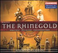Wagner: The Rhinegold - Anne Collins (contralto); Clifford Grant (bass); Derek Hammond-Stroud (baritone); Emile Belcourt (tenor);...