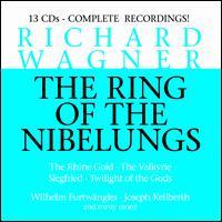 Wagner: The Ring of the Nibelungs - Astrid Varnay (soprano); Dagmar Hermann (alto); Dagmar Schmedes (soprano); Erich Witte (tenor); Erika Köth (soprano);...