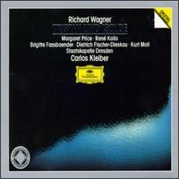 Wagner: Tristan und Isolde - Anton Dermota (tenor); Brigitte Fassbaender (vocals); Dietrich Fischer-Dieskau (vocals); Eberhard Büchner (vocals);...