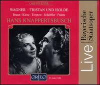 Wagner: Tristan und Isolde - Albrecht Peter (vocals); Ferdinand Frantz (vocals); Fritz Richard Bender (vocals); Gunther Treptow (vocals);...