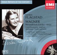 Wagner: Wesendonck-Lieder; Arias - Elisabeth Höngen (mezzo-soprano); Gerald Moore (piano); Kirsten Flagstad (soprano); Set Svanholm (tenor); Philharmonia Orchestra
