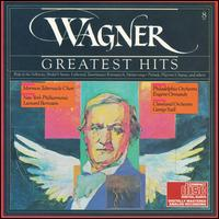 Wagner's Greatest Hits - Mormon Tabernacle Choir (choir, chorus)