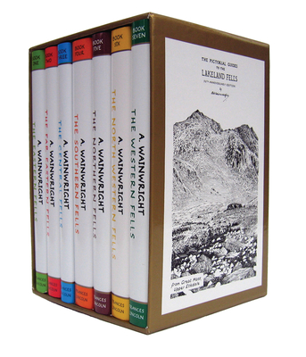 Wainwright Pictorial Guides Boxed Set -