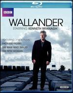 Wallander: Faceless Killers/The Man Who Smiled/The Fifth Woman [2 Discs] [Blu-ray]