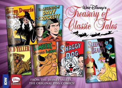 Walt Disney's Treasury of Classic Tales, Vol. 2 - Reilly, Frank