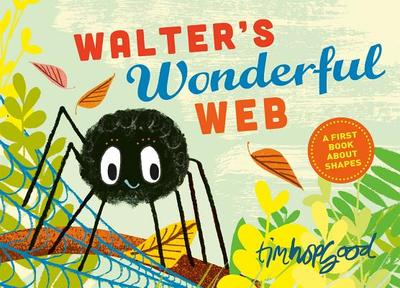 Walter's Wonderful Web: A First Book about Shapes - Hopgood, Tim