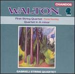 Walton: First String Quartet; Quartet in A minor