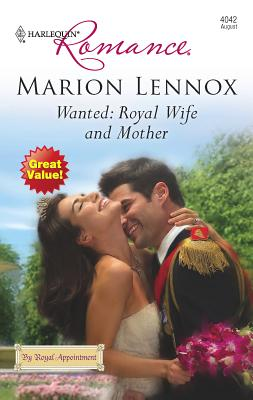 Wanted: Royal Wife and Mother - Lennox, Marion