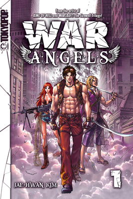 War Angels: Book 1 - Kim, Jae-Hwan