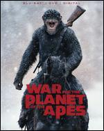 War for the Planet of the Apes [Includes Digital Copy] [Blu-ray/DVD]