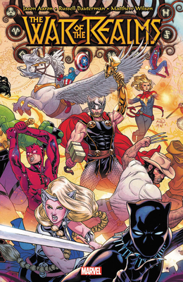 War of the Realms - Aaron, Jason, and Dauterman, Russell