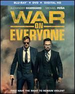 War on Everyone [Includes Digital Copy] [Blu-ray/DVD] [2 Discs]