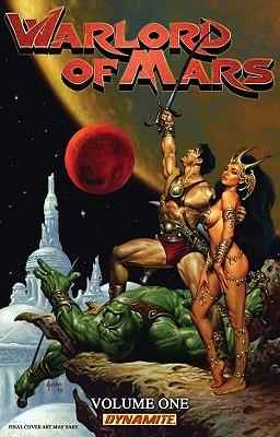 Warlord of Mars - Nelson, Arvid, Mr., and Sadowski, Stephen, and Antonio, Lui