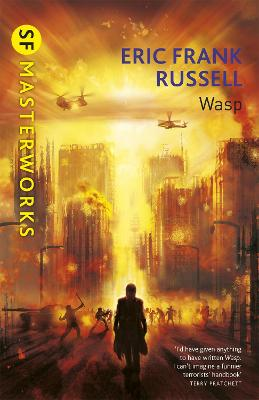 Wasp - Russell, Eric Frank