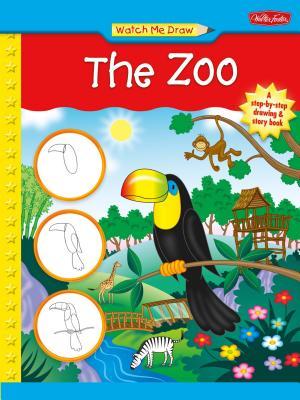 Watch Me Draw the Zoo - Winterberg, Jenna