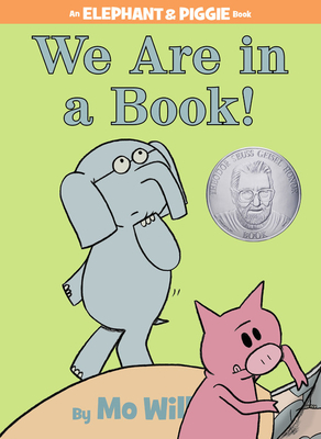 We Are in a Book! -