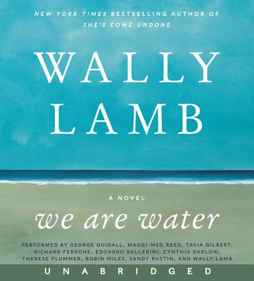 We Are Water CD - Lamb, Wally (Read by), and Guidall, George (Read by), and Reed, Maggi-Meg (Read by)