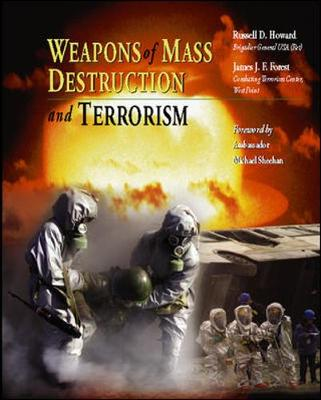 Weapons of Mass Destruction and Terrorism - Howard, Russell D, Professor