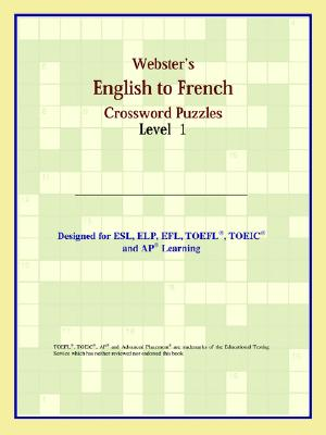 Webster's English to French Crossword Puzzles: Level 1 - Icon Reference