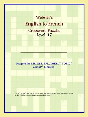 Webster's English to French Crossword Puzzles: Level 17 - Icon Reference