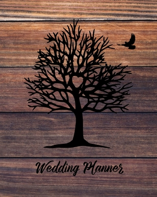 Wedding Planner: Planning The Perfect Wedding For The Bride To Be, Organizer, Journal, Notebook - Publishing, Wedding Organizer