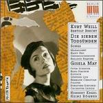 Weill: Die sieben Todsünden; Songs