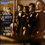 Weiner: String Quartets
