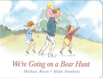 We're Going on a Bear Hunt: Lap Edition - Rosen, Michael, and Oxenbury, Helen (Illustrator)