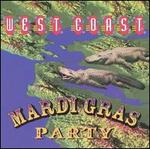 West Coast Mardi Gras Party
