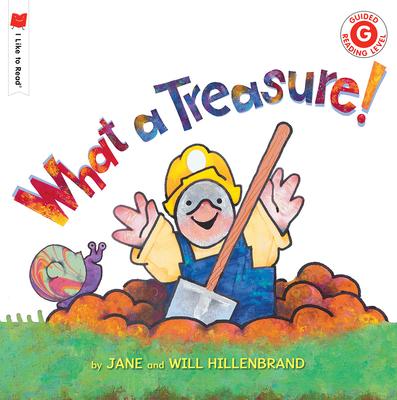 What a Treasure! - Hillenbrand, Jane
