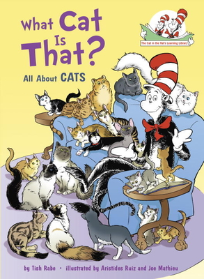 What Cat Is That?: All about Cats - Rabe, Tish