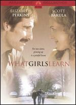 What Girls Learn - Lee Rose