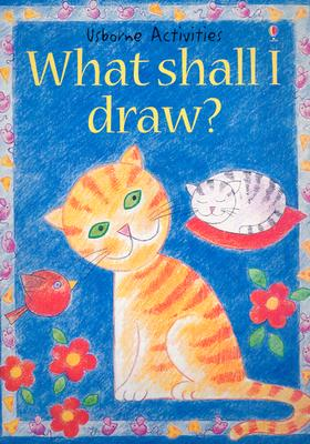 What Shall I Draw? - Gibson, Ray, and Everett, Felicity (Editor), and Barlow, Amanda (Designer)