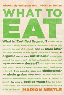 What to Eat - Nestle, Marion
