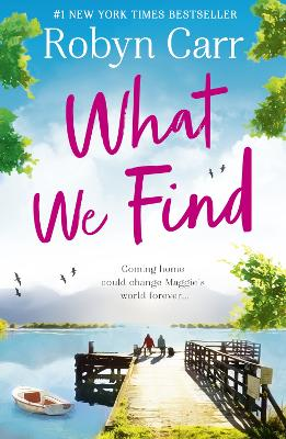What We Find - Carr, Robyn
