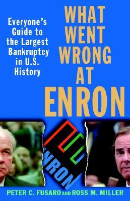 What Went Wrong at Enron: Everyone's Guide to the Largest Bankruptcy in U.S. History - Fusaro, Peter C