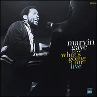What's Going On Live - Marvin Gaye