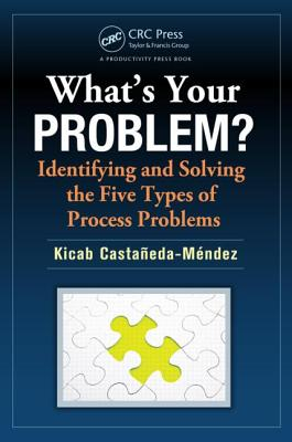 What's Your Problem?: Identifying and Solving the Five Types of Process Problems - Castaneda-Mendez, Kicab