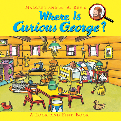 Where Is Curious George?: A Look and Find Book - Rey, H A