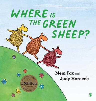 Where is the Green Sheep? - Fox, and Horacek, Judy