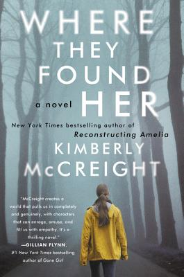 Where They Found Her - McCreight, Kimberly